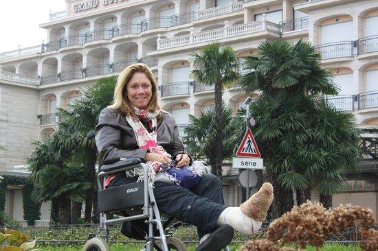 Grand Hotel des Iles Borromées & SPA : Background