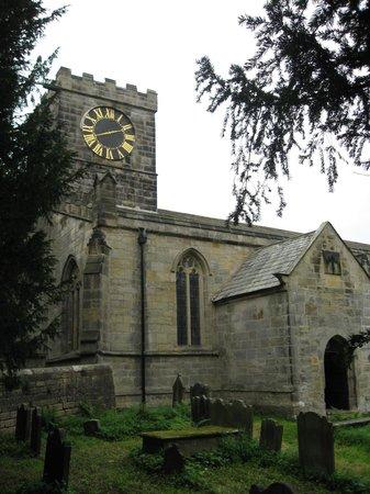 Harewood House: All Saint's Church