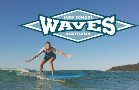 Waves Surf School: We love Waves