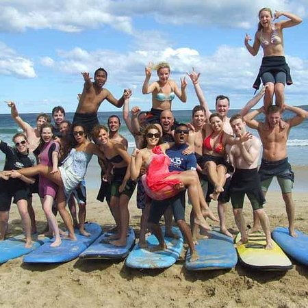 Waves Surf School: Day trip madness