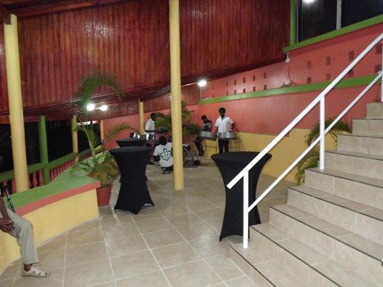 Casa Maria Hotel : Preconference Area