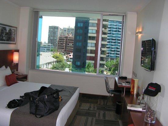 BEST WESTERN PREMIER Marina Las Condes: room 410