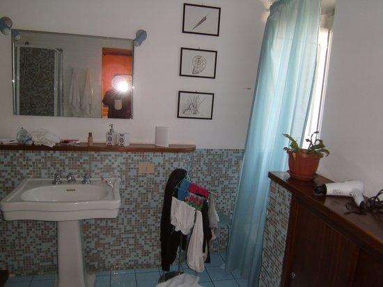Bianca B&B and Apartments : the bathroom