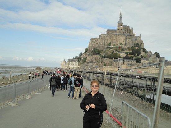 Sport Evasion Mont Saint Michel - Day Tours: O Monte é encantador