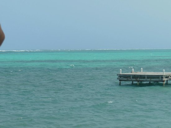 Coco Beach Resort: Dock