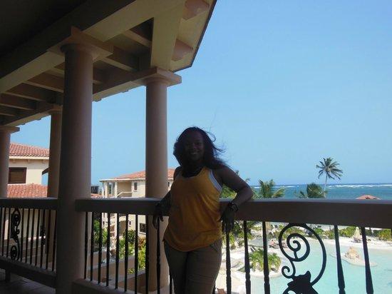 Coco Beach Resort: ocean view