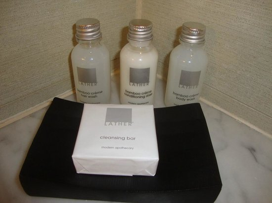 Hotel32 at Monte Carlo: Bath Products
