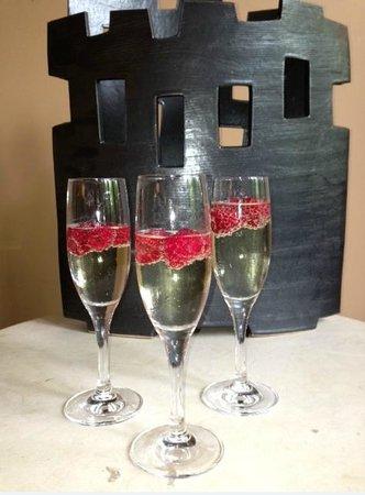 Suncadia Resort: Champagne in the spa