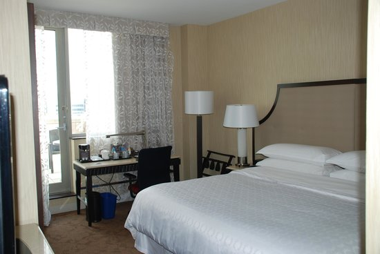 Sheraton Brooklyn New York Hotel: Room - Club level??