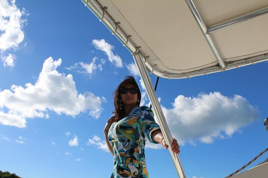 Tropical Catamaran Sailing Day Tours: My Diva on the Cat Tales II