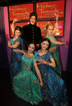 Madame Tussauds Hong Kong - All You Need to Know Before You Go (with  Photos) - TripAdvisor