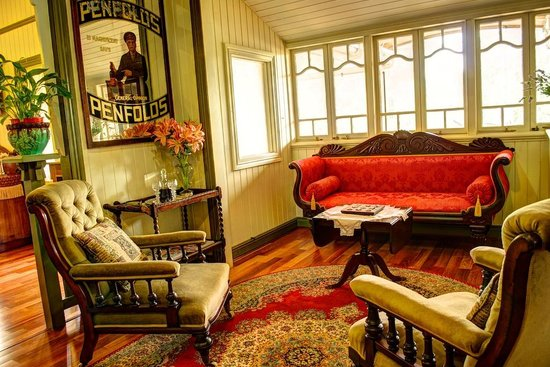 Number 12: Guest sitting Room
