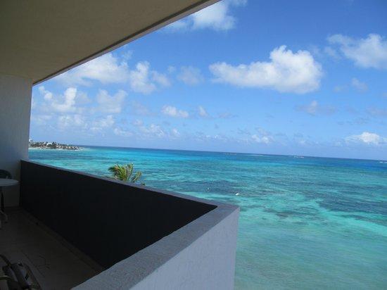 Hotel Tiuna: Vista al mar. Habitación 623