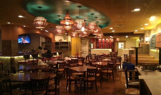 bar and dining room picture of authentico lake forest tripadvisor