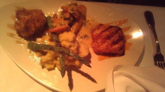 Chart House Restaurant: Fantastic food