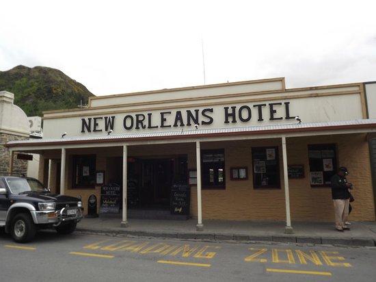 Arrowtown Motel Apartments: Arrowtown
