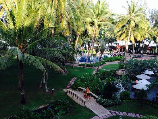 Dusit Thani Laguna Phuket: Room with a View