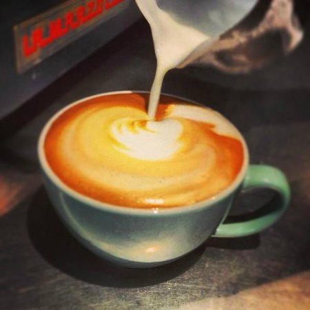 Milk & Honey: Coffee available from open till close.