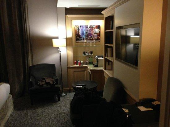 Sofitel Paris Baltimore Tour-Eiffel: Suite