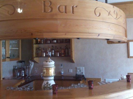 Restaurant at the Landhotel Golf Hotel: Interlaken - Bar Landhotel Golf