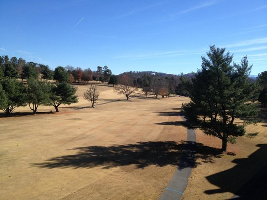 RiverStone Resort & Spa: Golf course