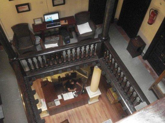 Pension Nuevo Suizo : hotel