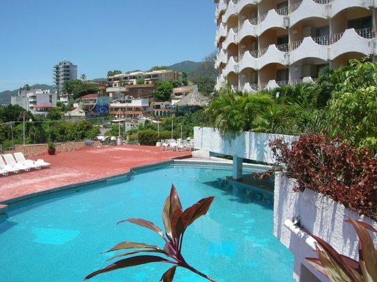 Panoramic Acapulco : plantation