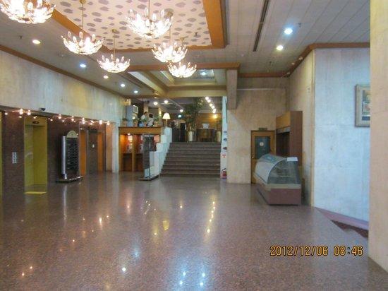 Busan Kukje Hotel: ロビー