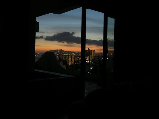 Panoramic Acapulco : night view