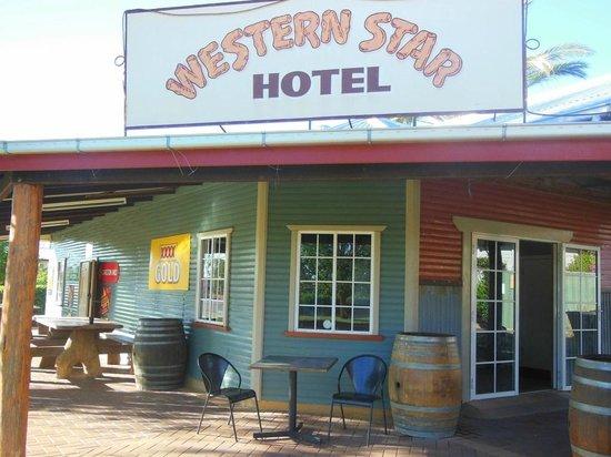 Western Star Hotel & Motel: hotel
