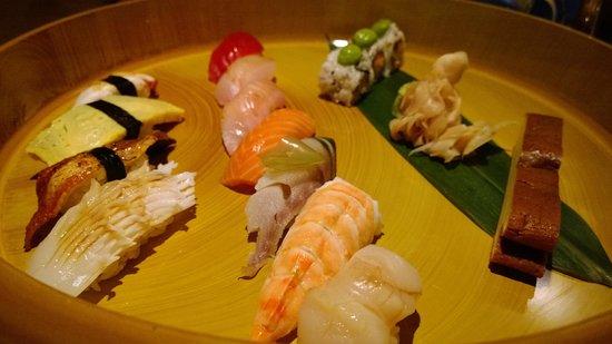 Alan Wong's Amasia: Sushi Grand Set