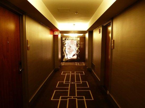 Grand Hyatt New York : Pasillo