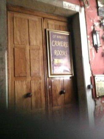 Ca' Morosini: Doorway to haven