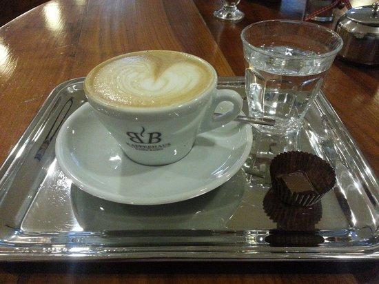 Kaffeehaus in Baden-Baden: BB Kaffeehaus