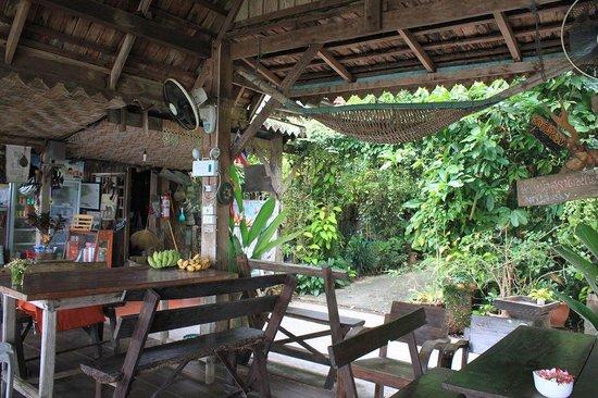Baan Tammila: Restaurant