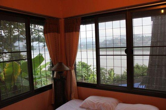 Baan Tammila: Zimmer mit AC