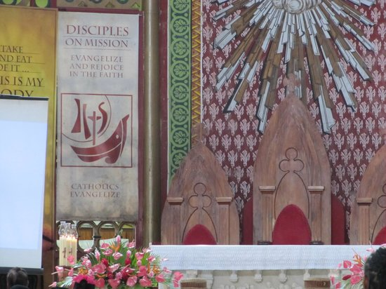Immaculate Conception Church: Church Interior