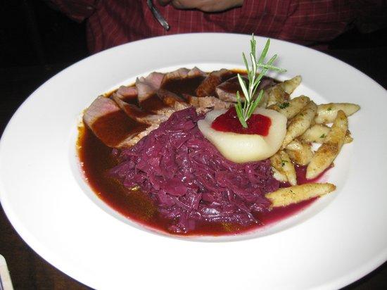 Paul Stube : Roast Pork
