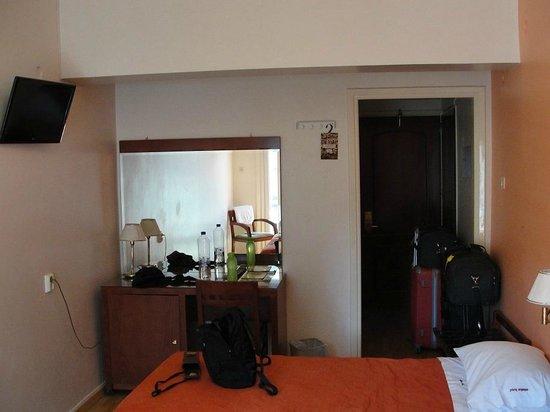 Attalos Hotel: Habitación