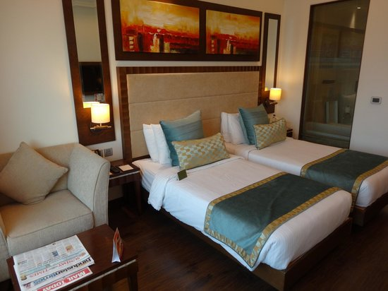 Ramada Gurgaon Central : 7階の部屋