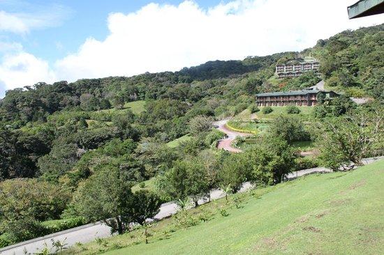 El Establo: Beautiful views