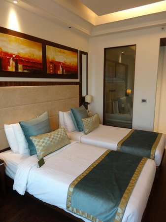 Ramada Gurgaon Central: 7階の部屋
