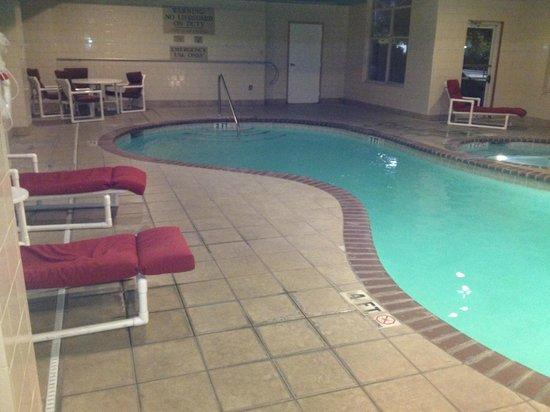 Travelodge Savannah Gateway: Pool