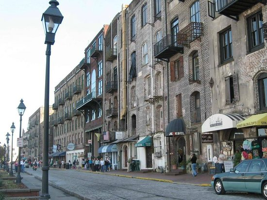 Travelodge Savannah Gateway: Our trip to Savannah