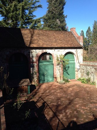 Empire Mine State Historic Park : Main house