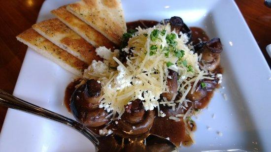Pita Paradise : Sauteed Mushroom