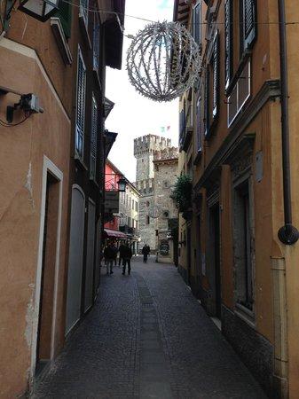 Hotel Olivi Thermae & Natural Spa : Улочки в городе.