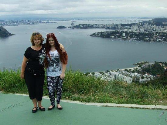 Manu Peclat - Rio Tour Guide : Niteroi