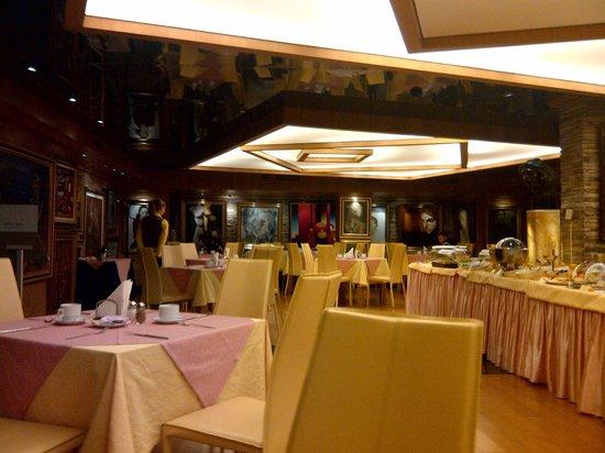 Hotel Anel: Breakfast buffet