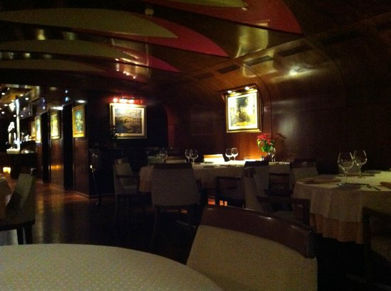 Hotel Anel: Dining room